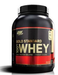 100% WHEY PROTEIN GOLD STANDARD 2,3KG - OPTIMUM