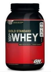 100% WHEY PROTEIN GOLD STANDARD 900G - OPTIMUM