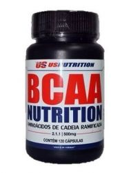 Bcaa capsulas Us n Nutrition 120 caps