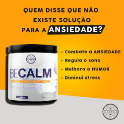 BECALM CALMANTE NATURAL